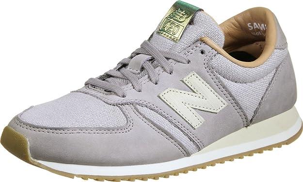 New Balance 420 Damen Sneaker Graubraun