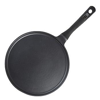 S.KITCHN 11 Inches Diecast Aluminium Crepe Pan