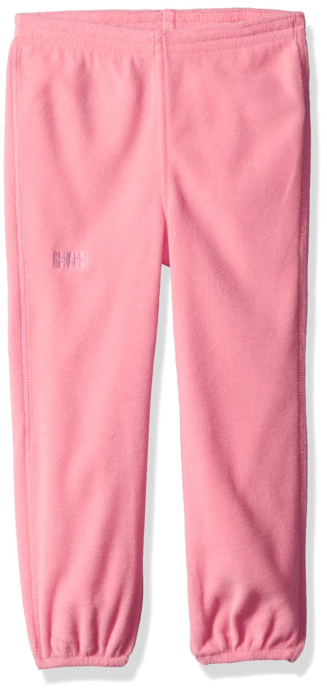 Helly Hansen K Daybreaker Fleece Pant, Strawberry Pink, Size 7