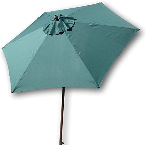 Formosa Covers 7.5 Foot Aluminum Market Umbrella
