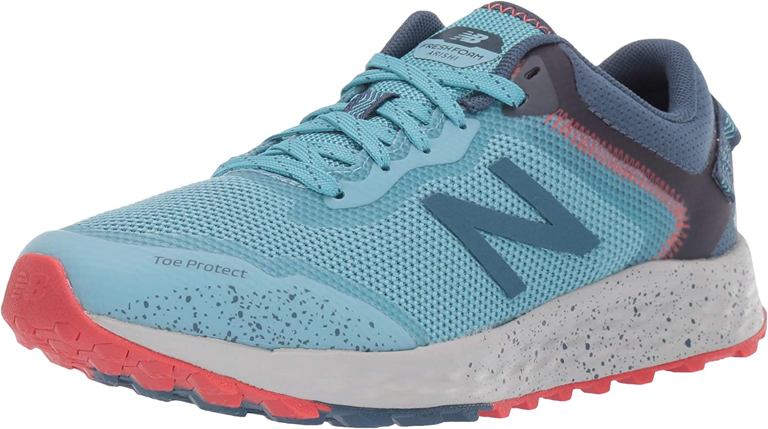 New Balance Women s Arishi V1 Fresh Foam Trail Running Shoe