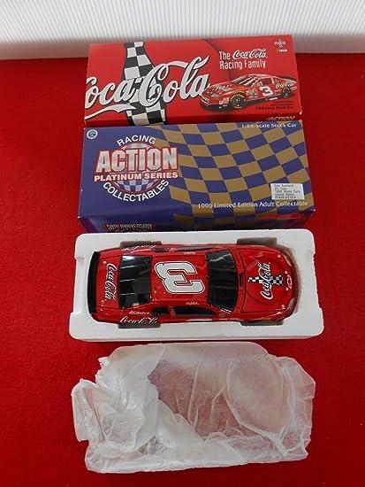 Coca Cola Racing Family Dale Earnhardt Sr /& Dale Earnhardt Jr 1998 Monte Carlo