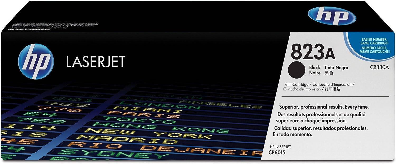 HP 823A | CB380A | Toner Cartridge | Black