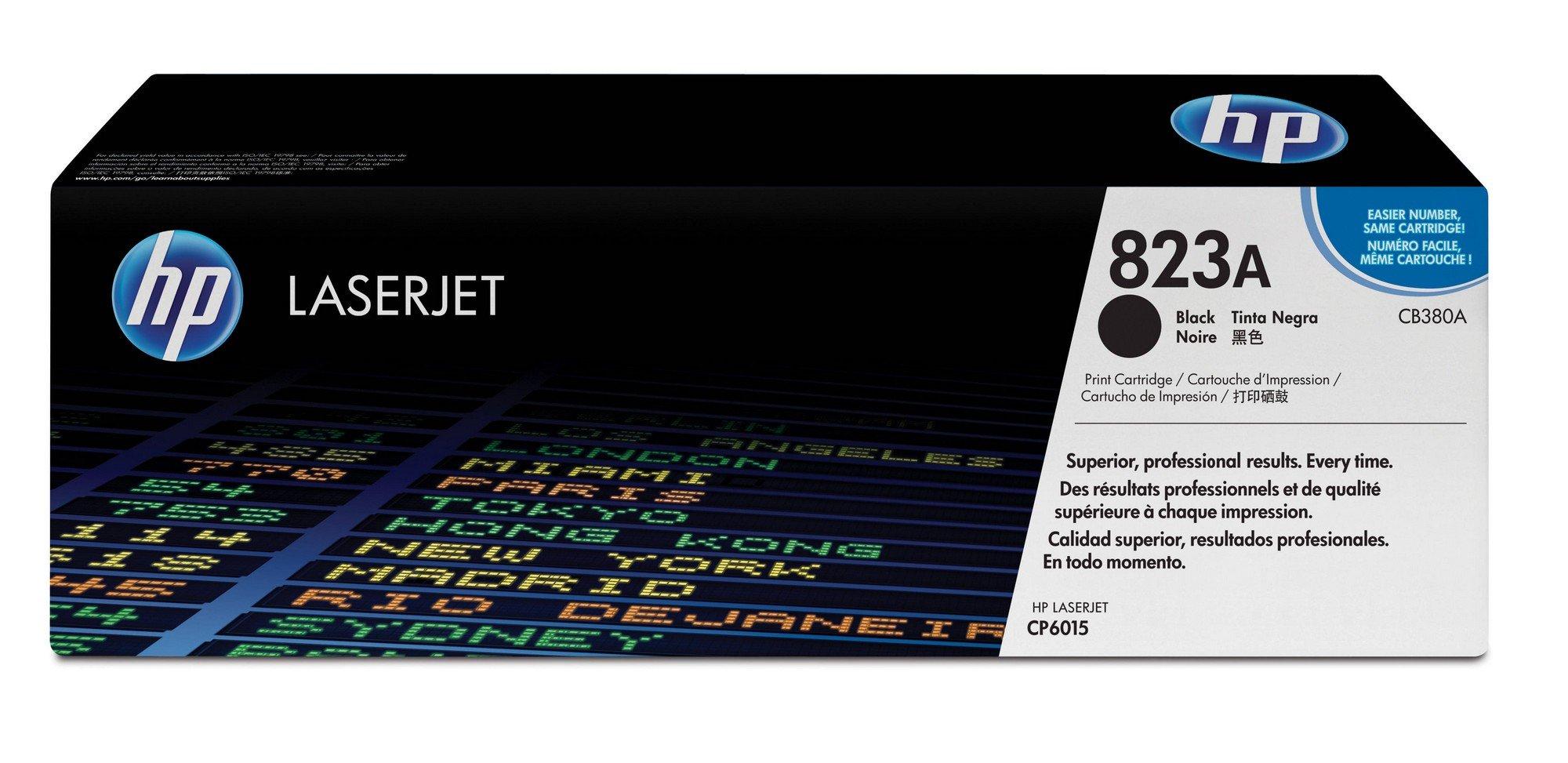 Toner Original HP 823A CB380A Black
