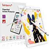 BERSEM[2 PACK]Paperfeel Screen Protecto Compatible with iPad 9/8/7 (10.2-Inch, 2021/2020/2019 Model, 9th / 8th / 7th Generati
