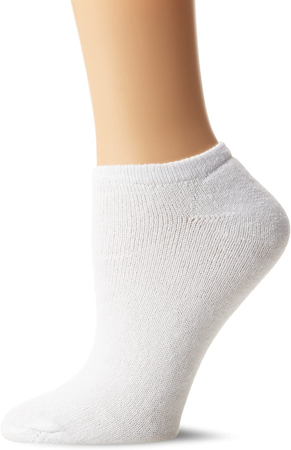 Fruit Of The Loom Women's 10 Pack Cushioned No Show Socks at  Women's Clothing store: Fashion Liner Socks