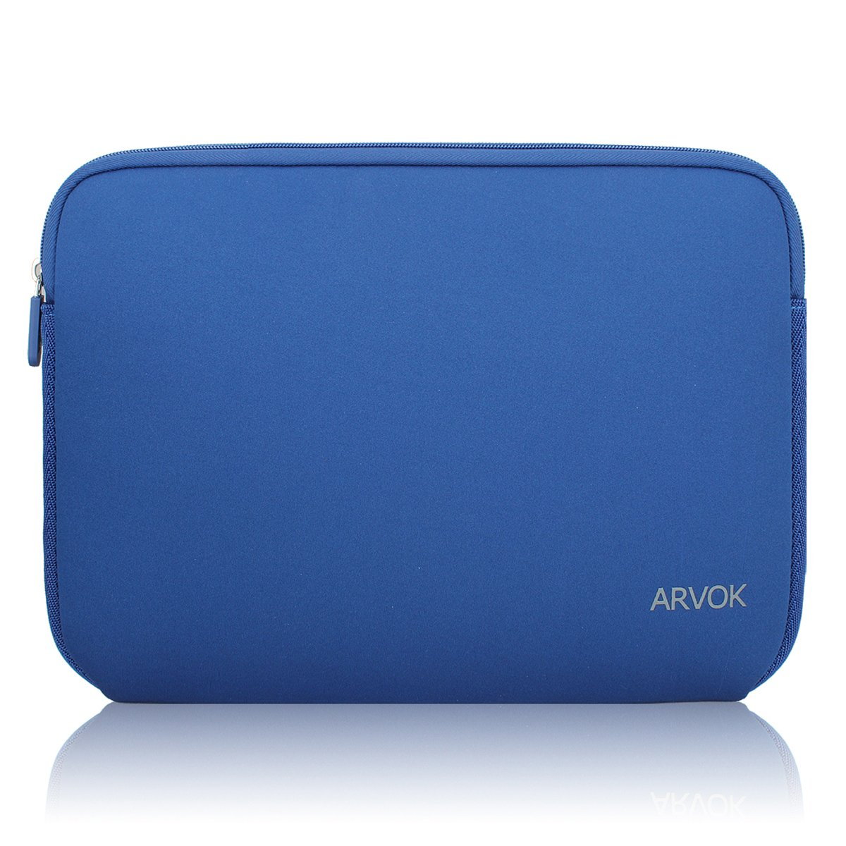 Arvok 17-17.3 Inch Laptop Sleeve Multi-color & Size Choices Case/Water-resistant Neoprene Notebook Computer Pocket Tablet Briefcase Carrying Bag/Pouch Skin Cover For Acer/Asus/Dell/Lenovo, Dark Blue