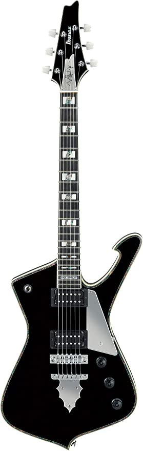 Ibanez Paul Stanley Kiss PS10-BK - Guitarra eléctrica, color negro ...