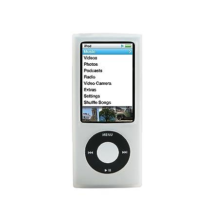 Amazon.com: Carcasa de silicona para iPod Nano 5ª generación ...