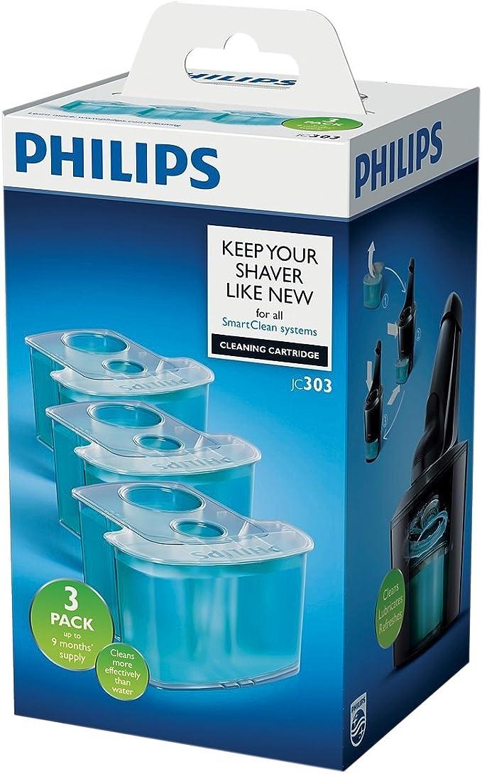 Philips Cartucho de limpieza JC303/50 - Accesorio para máquina de ...