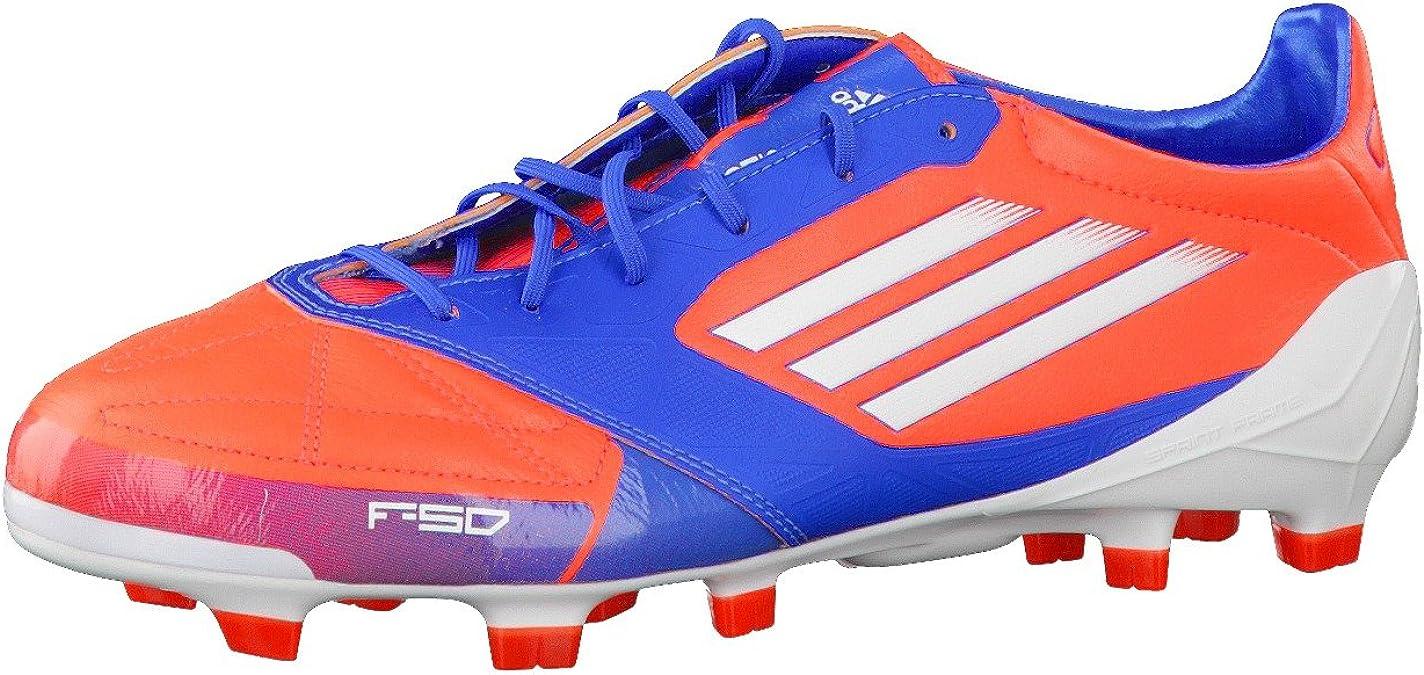 adidas F50 Adizero TRX FG Leather, Zapatillas de fútbol Unisex Adulto