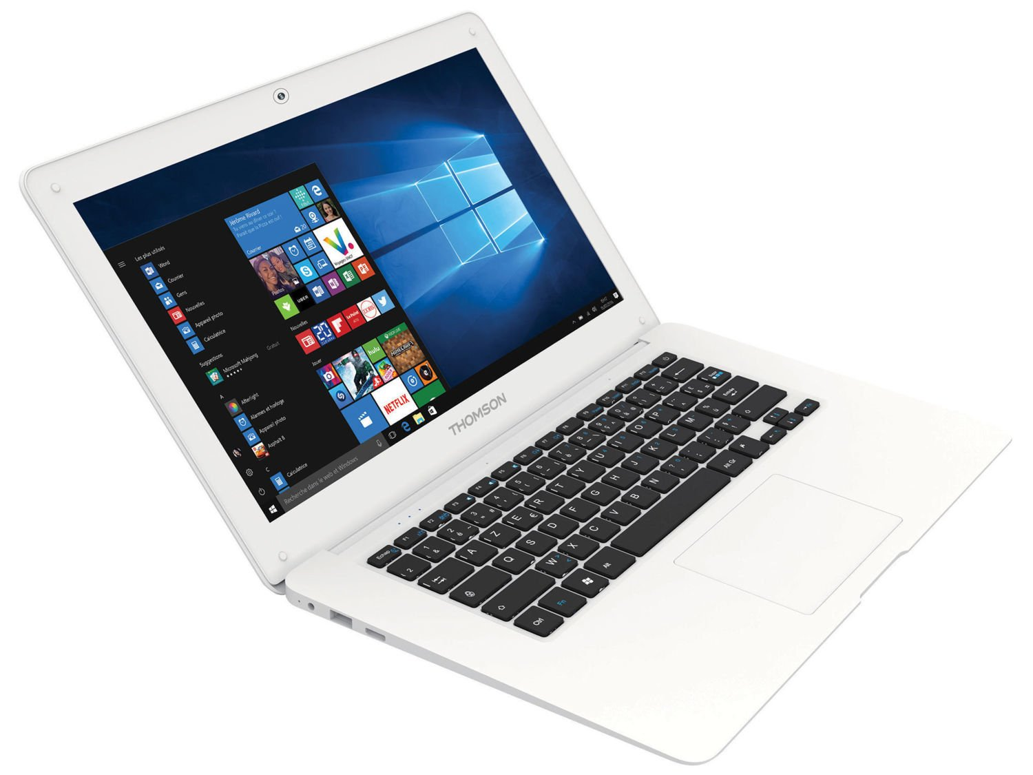 Thomson NEO14-2WH32 Ultrabook 14' Blanc (Intel Atom, 2 Go de RAM, 32 Go, Intel HD Graphics, Windows 10) Thomson computing