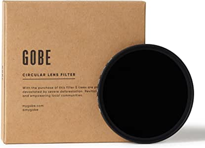 Gobe 62mm ND1000 (10 Stop) ND Lens Filter (2Peak)