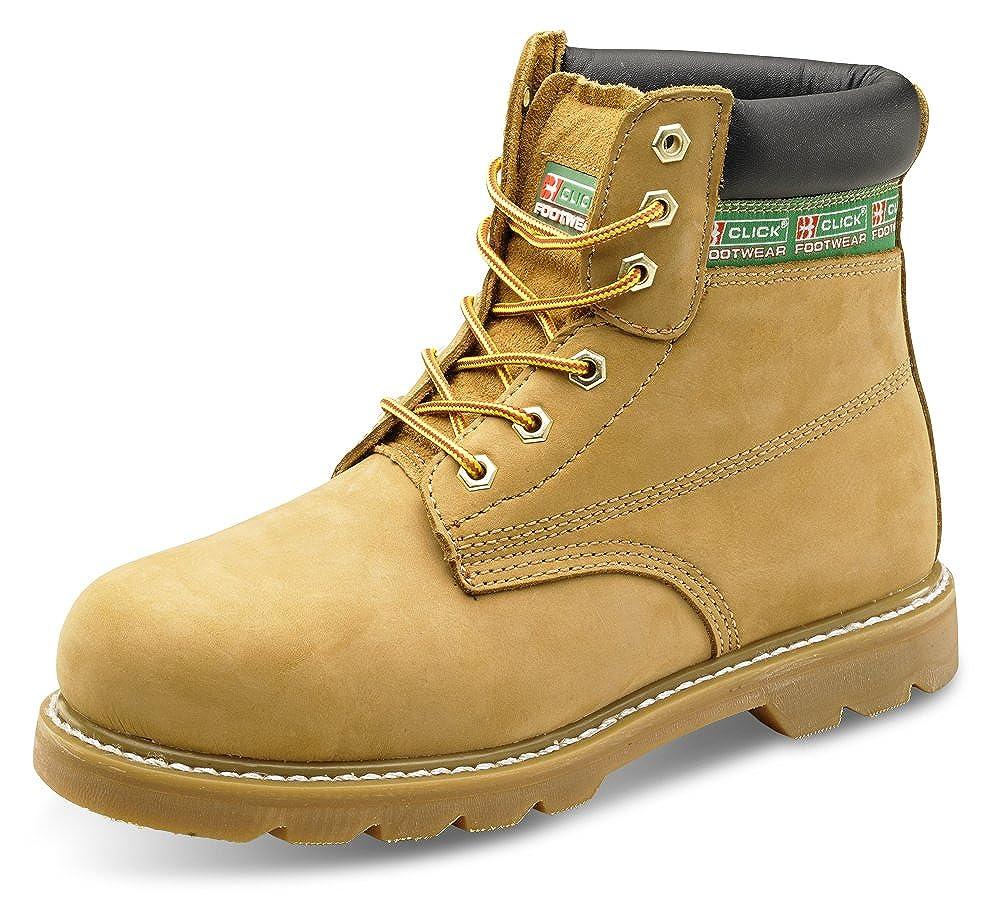 GoodWear SBP Kedernaht 15,2 cm Sicherheit Stiefel mit Zwischensohle – b-click Schuhe