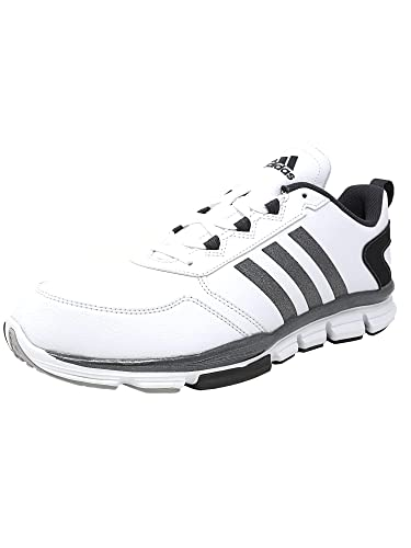 a11d9dc1fe6f9a adidas Men s Speed Trainer 2 SLT White Carbon Metallic Onix Athletic Shoe