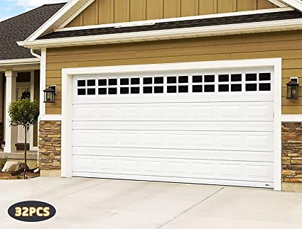 2 Car Garage Kits 32 Pcs Household Easy Installation Magnetic