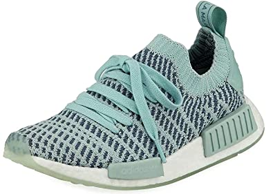 more photos 80e4e 4dfd3 Image Unavailable. Image not available for. Color  adidas Originals NMD R1  STLT PK Running Shoes ...