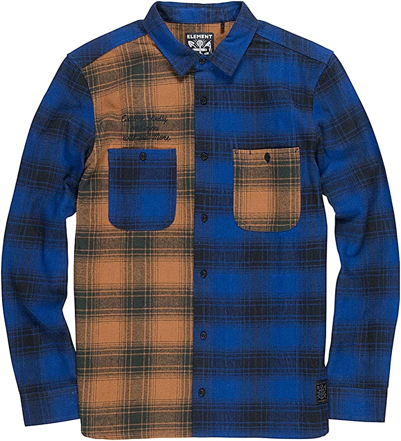 Element Camisa Explorer Overshirt Multi: Amazon.es: Ropa y accesorios