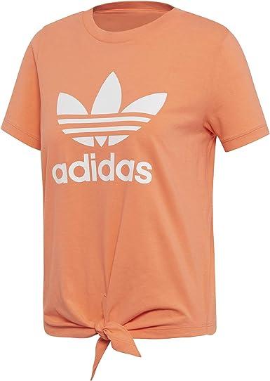 adidas Originals - Camiseta - para hombre Rojo Trace Scarlett ...