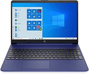 HP لاب توب 15.6 inches,512 جيجابايت,رام 8 جيجابايت,ايه ام دي رايزن,دوس,ازرق - 15s-eq1013ne