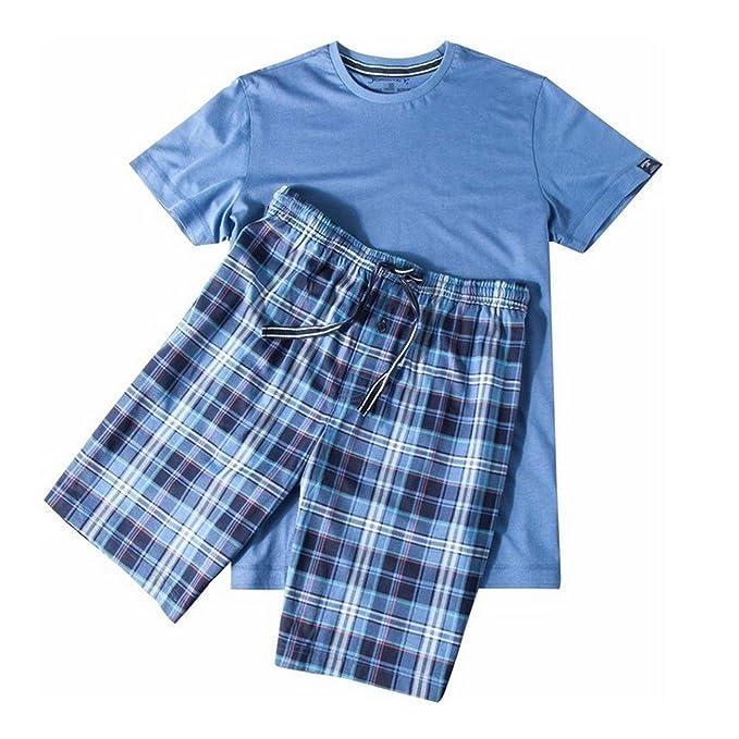 Jockey - Pijama - para Hombre Azul Small