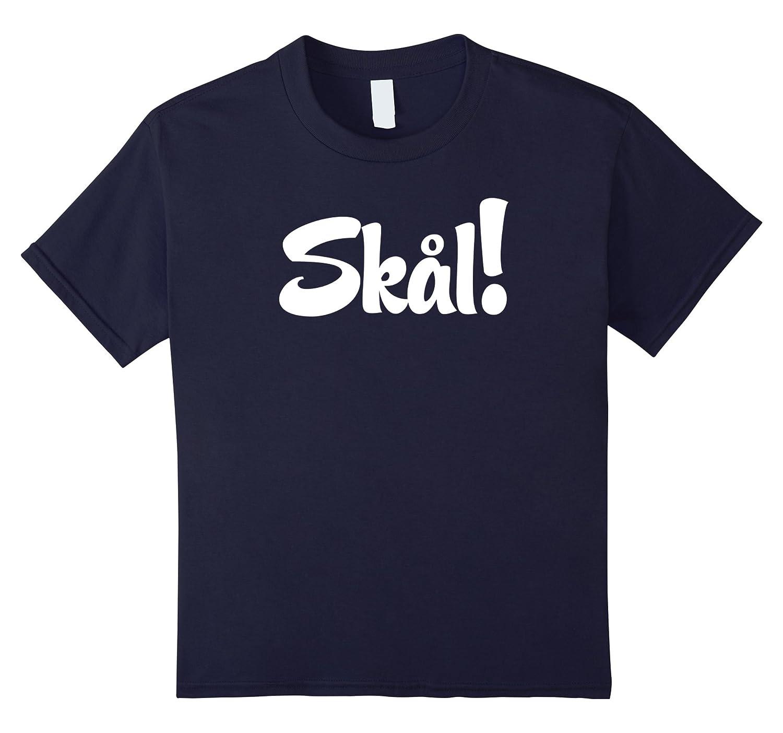 Swedish T Shirt Salutation Tee Heather-Xalozy