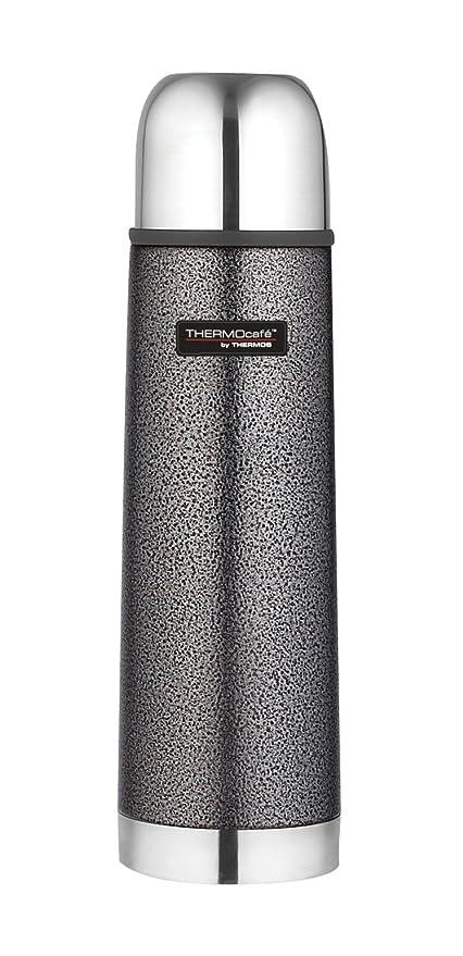 Thermos - Termo (Acero Inoxidable, 0,5 L), diseño de Marcas de Martillo