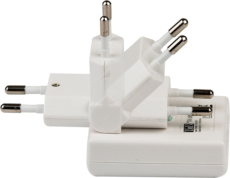 T'nB CHLIGHT3 Chargeur Secteur Lightning pour iPhoneiPad