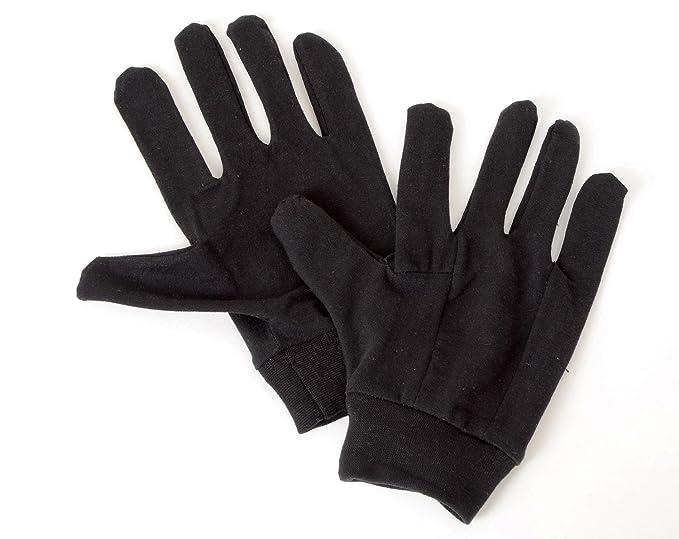 Percussion - Guantes Finos Caza Lycra, Color Negro, tamaño XL: Amazon.es: Ropa y accesorios