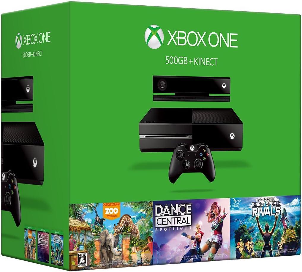 Xbox One 500GB + Kinect 6QZ-00081: Amazon.es: Videojuegos