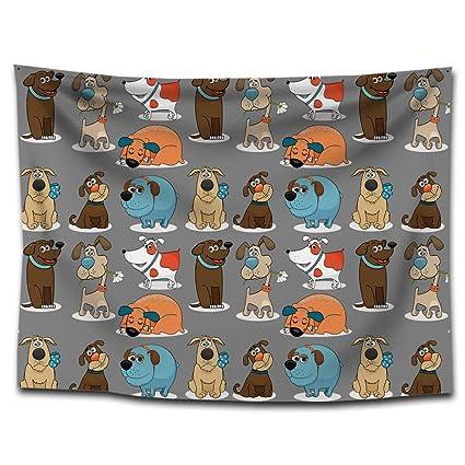 MARCU Home Dibujos Animados pequeño Animal Print tapicería Lonas Mantas Toalla de Playa decoración del hogar