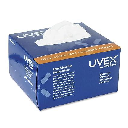 Sperian Uvex lente paño de limpieza