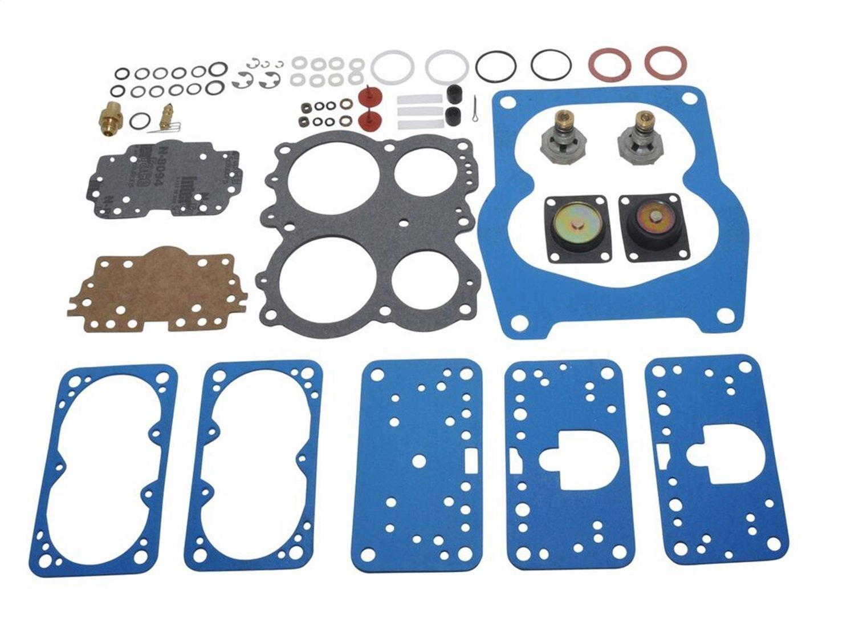 Quick Fuel Technology 3-206 Non Stick Rebuild Kit for M4165/4175 Style Carburetor by Quick Fuel Technology