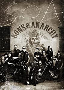 Pyramid America Sons of Anarchy Vintage Cool Huge Large Giant Poster Art 39x55