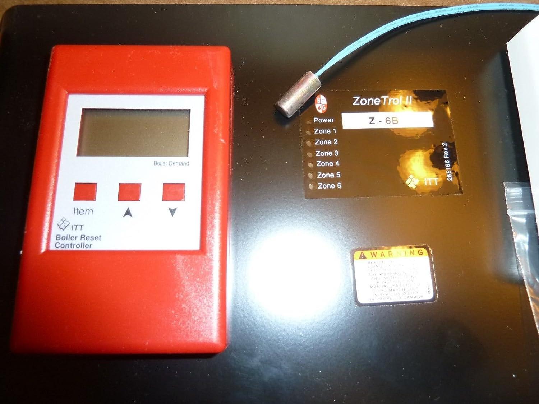 Bell Gossett 109432 Z 6b Zone Trol Ii Bg Pump Controller Amp Wiring Diagram Boiler Reset