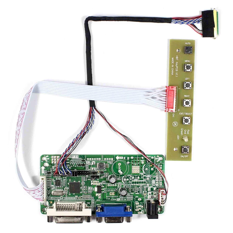 Kit for B156XTN02.2 LCD LED LVDS Controller Driver Board HDMI+DVI+VGA