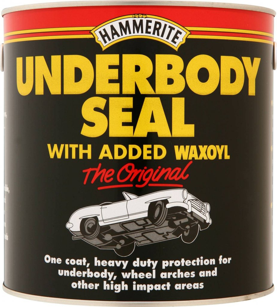 Hammerite Underbody Seal With Waxoyl 2.5L