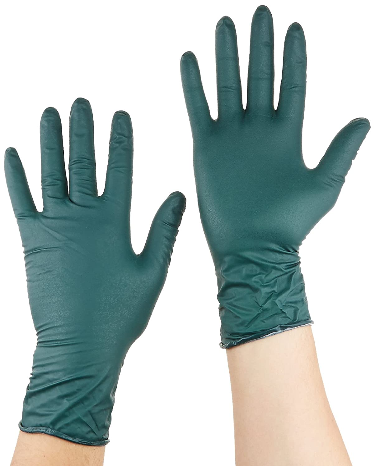 Microflex DFK-608-M Dura Flock Medium Flock-Lined Gloves