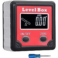 Neoteck Buscador de Ángulos Digital LCD Medidor