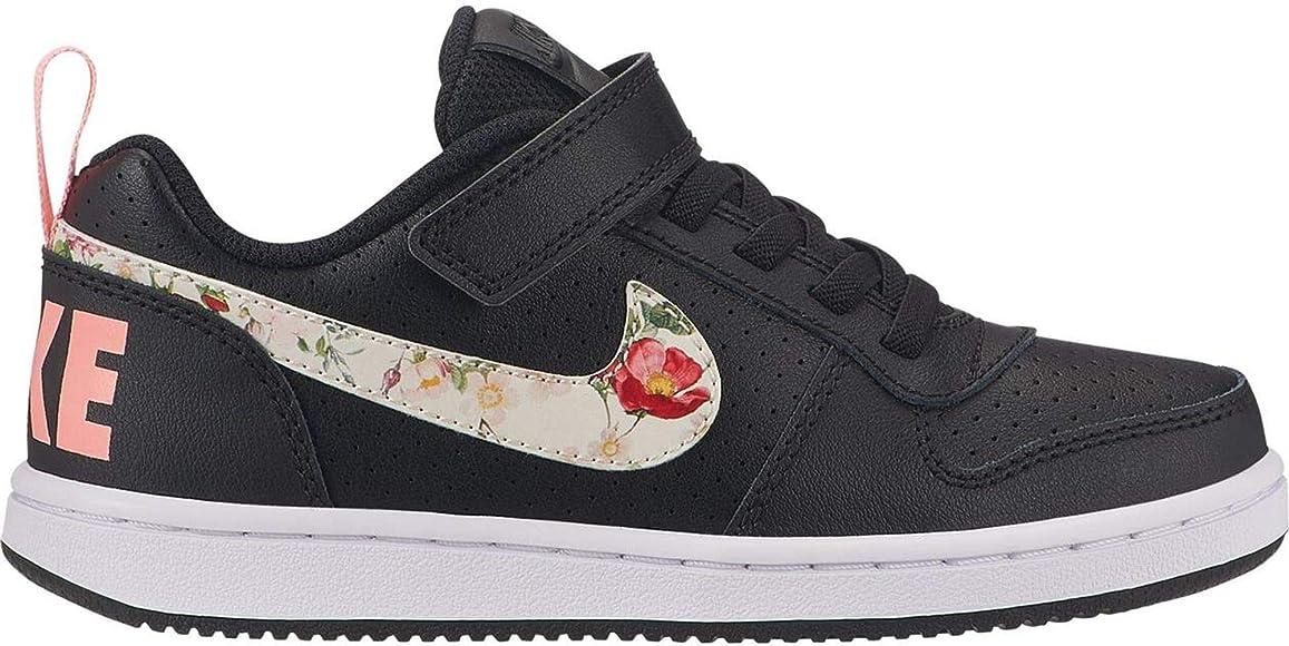 Nike Court Borough Low VF (PSV), Zapatos de Baloncesto para Niñas ...
