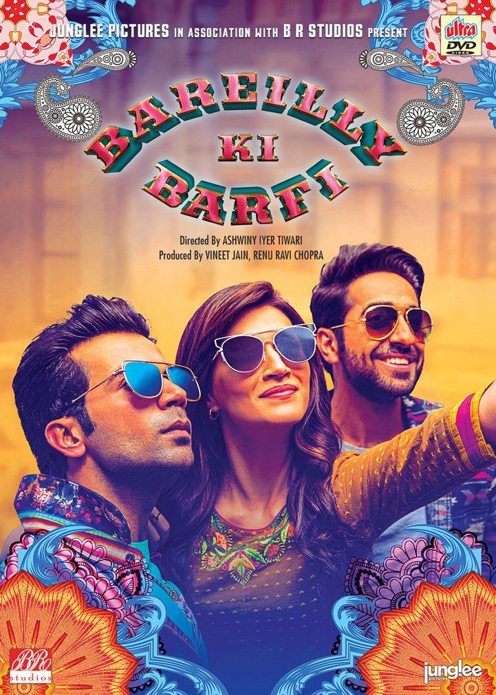 Image result for bareilly ki barfi poster