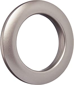 Dritz NR-713 Curtain Grommets 8 Pack Pewter 1-9/16in
