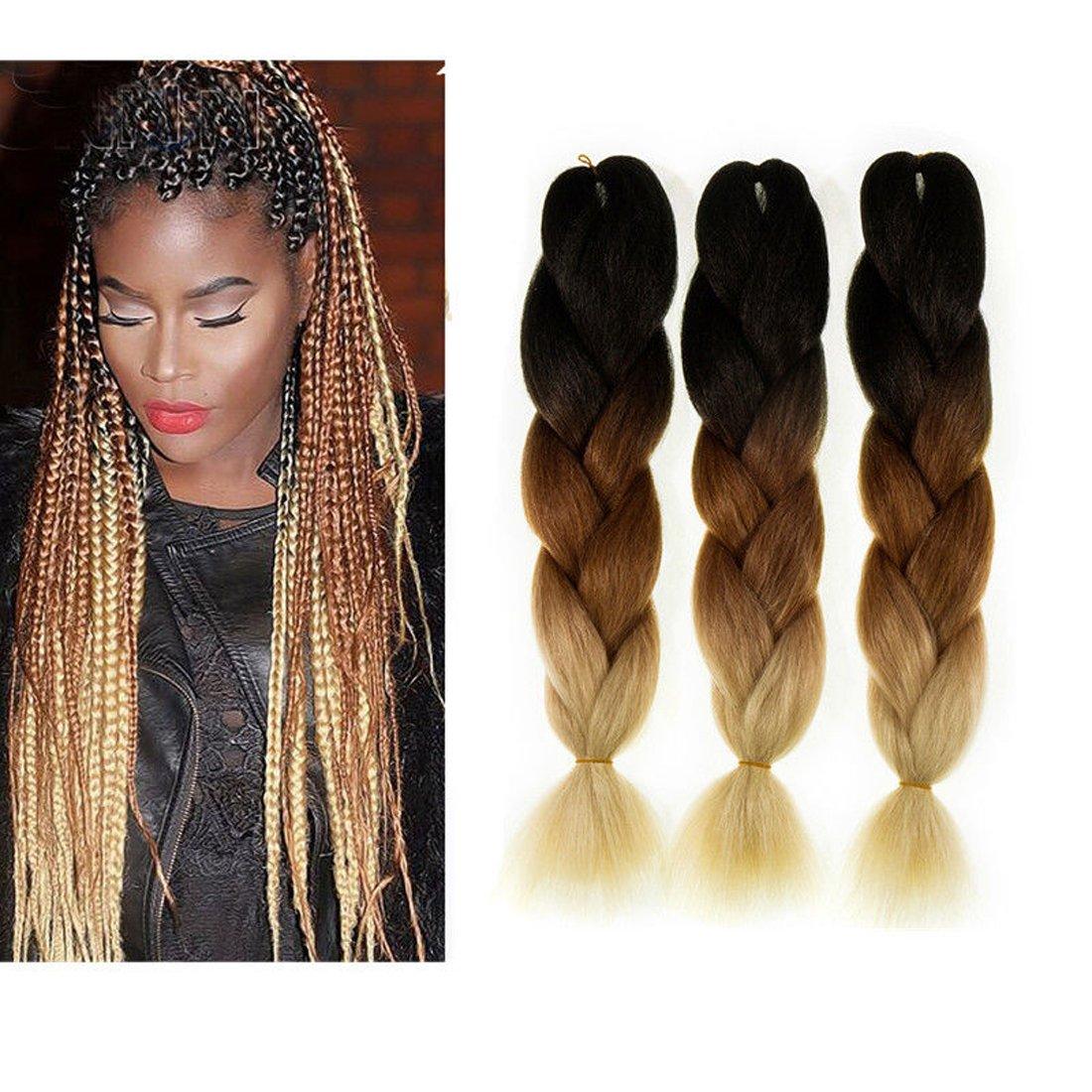 Amazon Ameli Kanekalon Braiding Hair Synthetic Hair Extensions