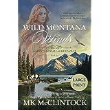 Wild Montana Winds (Large Print)