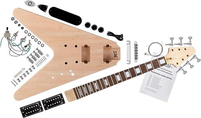 Kit de guitarra eléctrica Rocktile FV-Style: Amazon.es: Instrumentos musicales