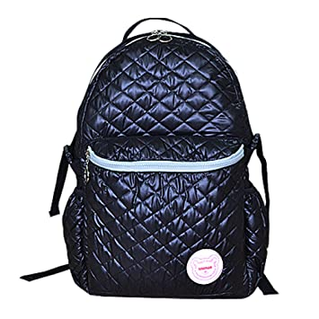 Amazon.com   Landuo Women s Baby Diaper Backpack Guilted Nappy Bag ... d01564f0f4030
