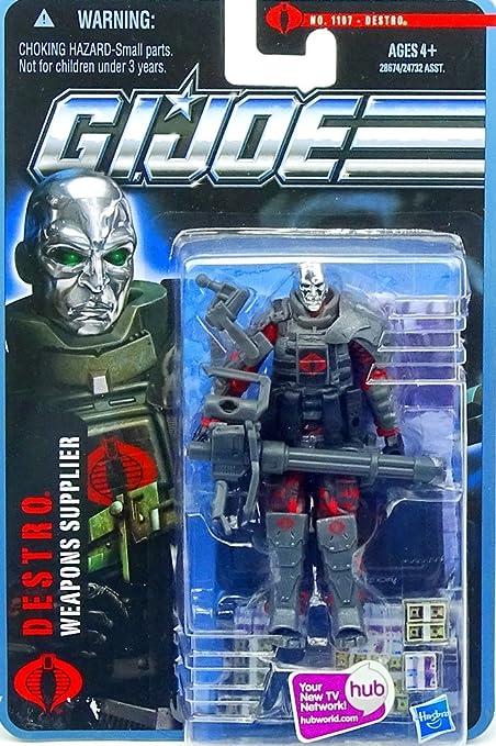 GI Joe Weapon Destro Sabre 2008 Original Accessory