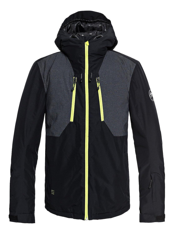 TALLA XL. Quiksilver Mission Plus Snow Jacket, Hombre