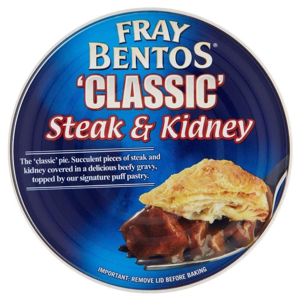 Fray Bentos Steak & Kidney Pie (213g) - Pack of 2
