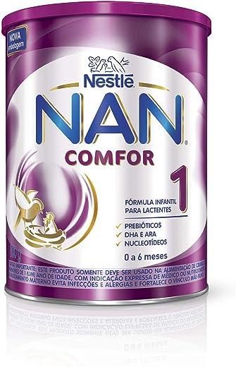 Fórmula Infantil, Nan Comfor 1, 800g
